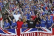 UEFA punished the fans of Rangers