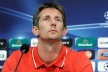 Van der Sar gave little hope to United fans
