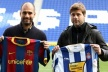 Espanyol coach signed a new contract