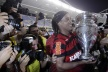 Ronaldinho Flamengo and triumphed with the title in Brazil