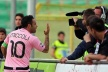 Palermo drew Barry, keep double chance for Europe