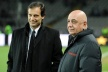 Allegri and Galliani will meet championship promise will go 259 km on foot