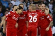 Liverpool defeated Fulham