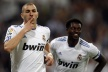 Wenger wants Benzema and Diarra from Real