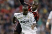 Lassana Diarra leaves Real in the direction of England