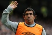 Mancini began to be tired of Tevez, but wants to stay at the club
