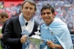 Mancini: Tevez will stay at Man City