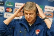 Wenger puts tracking devices on his players