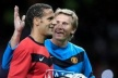 Van der Sar will be captain of Manchester United in their last match for the club