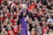 Rooney: The manager would find it difficult to find a replacement for Van der Sar