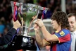 Puyol after the speech of Cruyff: Guardiola I hope not to leave, he is the best