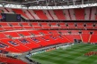 PHOTOS: Fans of Barcelona and Manchester United finished with choreographies of Wembley