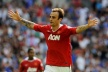 Berbatov outside the group of United! See the starting lineup for the final
