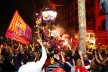 Riots in Barcelona after the triumph in the Champions League