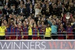 Barcelona returned home for the triumphal parade