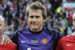 Tomasz Kuszczak in May, however, will remain at United, although the reserve