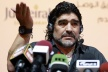 Maradona attacked Blatter: Probably not removed by FIFA until it gets to 105 years