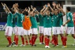Mexico defeated El Salvador Chicharito achieved a hat-trick