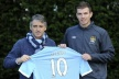 Mourinho wants to buy Manchester City from Dzeko