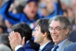 Moratti, however, admitted that Leonardo was on the way to PSG