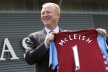 PHOTOS: Aston Villa presented Alex McLean