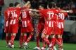 Chief among the suspects Olympiakos manipulation of football matches in Greece