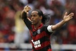 Ronaldinho scored a beautiful goal for Flamengo win