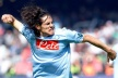 Cavani inflected to replace Berbatov at United