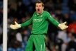 Shay Given is teammate Stilian Petrov