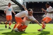 Blackpool attracted passed through Manchester United