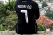 Sincerely and personally Ronaldo: If I was not a footballer, maybe I'd be a waiter