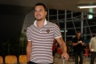 Sporting fans have already started to sing songs for Bojinov