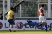 PHOTOS: Paraguay Brazil dropped, a new little game of