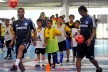PHOTOS: Stars Chelsea teach children in Malaysia