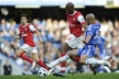 Abou Diaby missed the start of the season for Arsenal