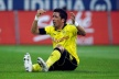 Borussia Dortmund began its title defense without Lucas Barrios