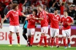 Benfica with an excellent victory over Arsenal