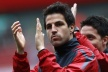 Sport: Fabregas to hours in Barcelona