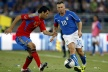 Cassano praised Buffon after control of Spain