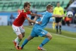 Amkar CSKA hit the shoulder, stumbled champions Zenit