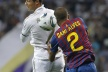 Dani Alves: Pepe is not my friend, enemy