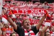 Fans of Cologne Schalke supporters throw feces and urine with