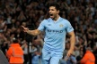 Aguero: We will take the title to Manchester United
