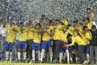 Brazil triumphs in World Cup title in 20 years