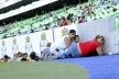 PHOTOS: match ended in Mexico over shooting