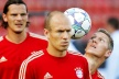 Robben wants in Makhachkala, the action in Barcelona