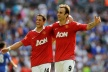 Ferguson does not think of Berbatov as an option, Fletcher line for Arsenal