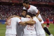 Sevilla took the three points against Malaga rich