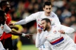 Star of Lyon Lisandro Lopez out for a month