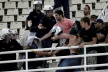 Three people injured in knife attack on a fan club of Panathinaikos
